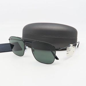 AR 6080 3001/71 Giorgio Armani Black/ Green Sun